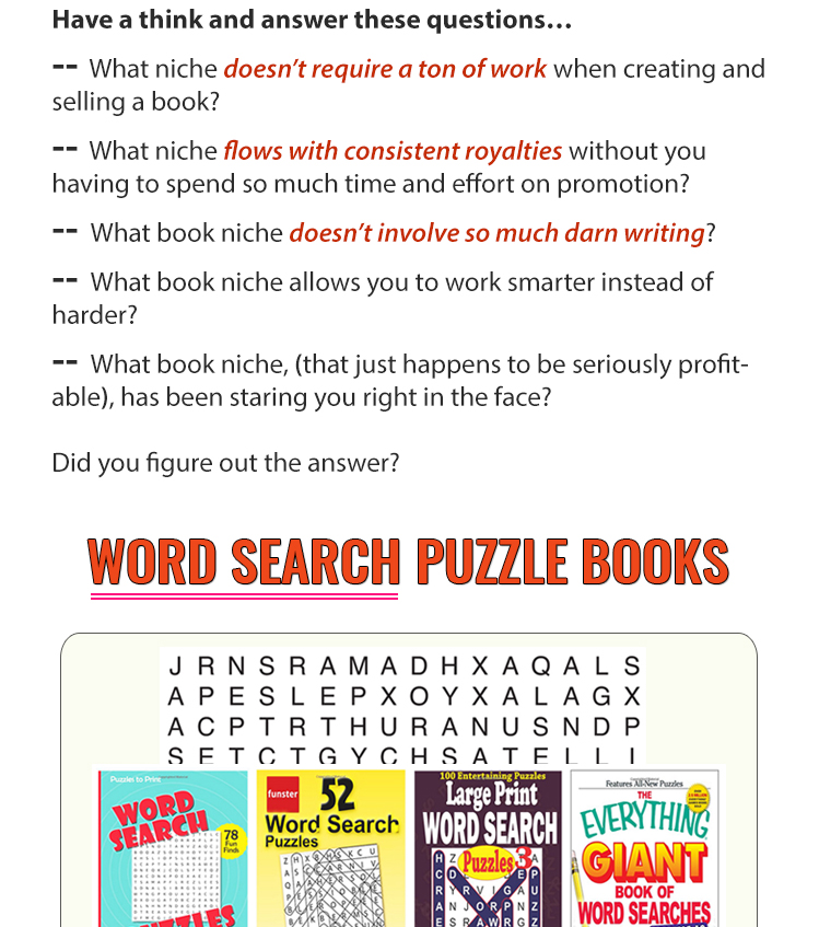 Word Search Puzzle Creation Warrior -3