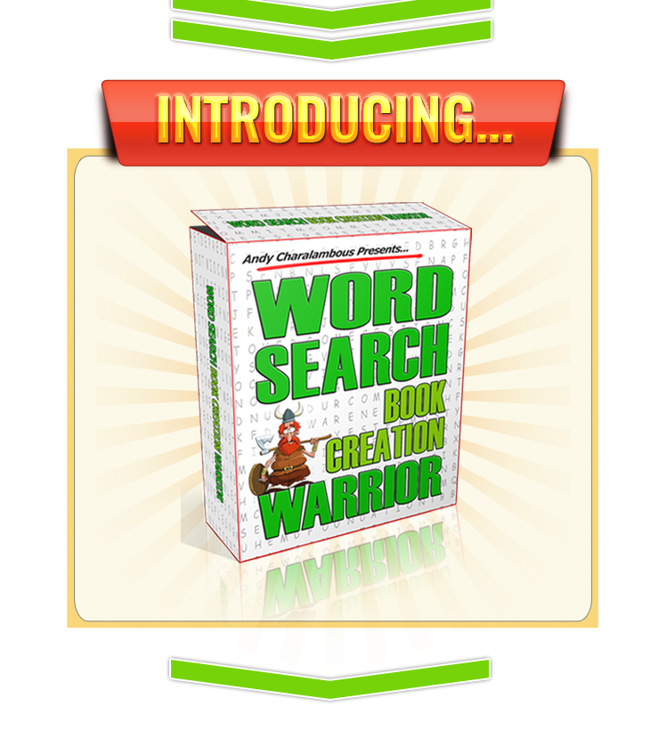 Word Search Puzzle Creation Warrior -6