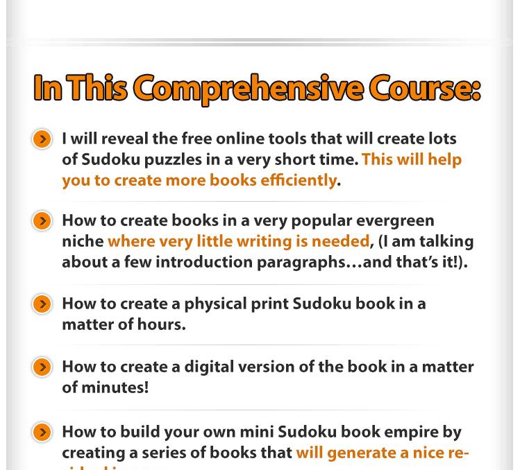 Sudoku Book Creation Empire - 12
