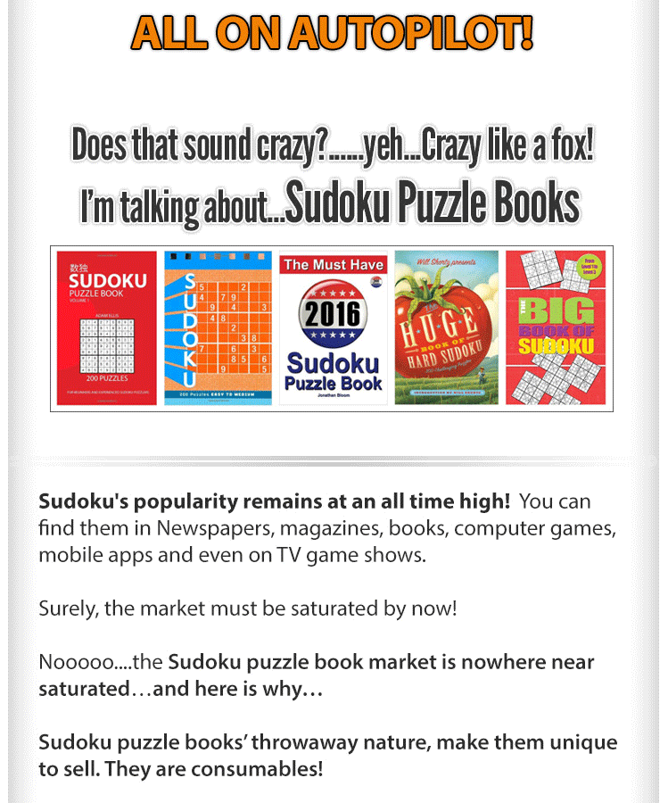Sudoku Book Creation Empire - 3