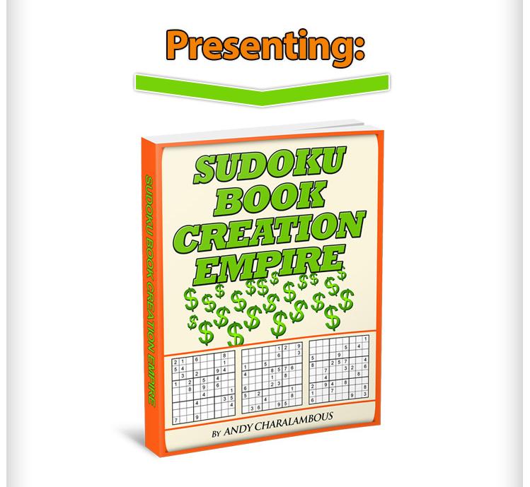 Sudoku Book Creation Empire - 6